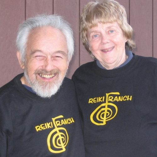Roi and Taylore of the Reiki Ranch