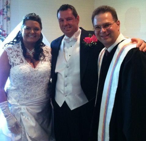 Nathan & Pamela Ayers, married May 25, 2013 at Meadow Wood Manor in Randolph, NJ.