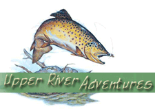 come fish with upperriver, you will be happy you did!