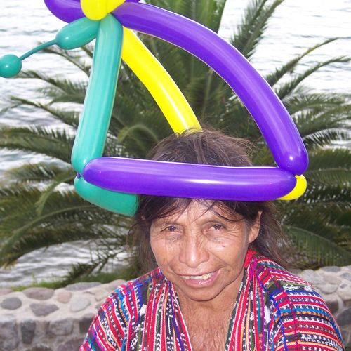 Twisting in Guatemala