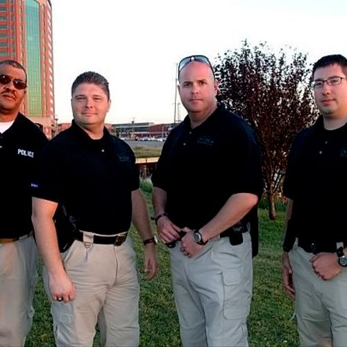 Small Scale Event Security
