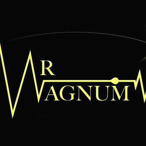 Mr. Magnum Logo | http://MrMagnumMusic.com