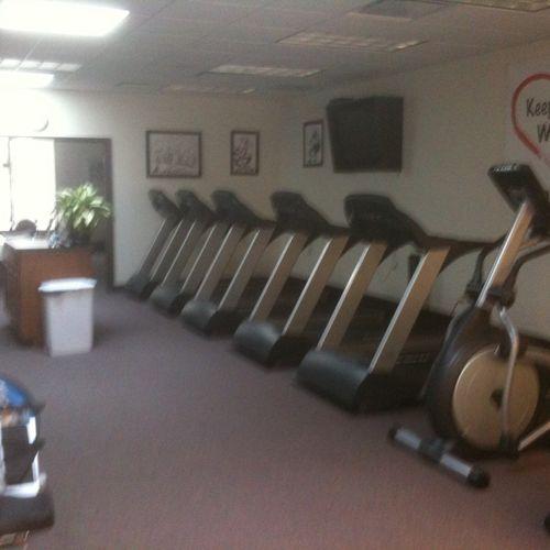 Cardiovascular equipment.