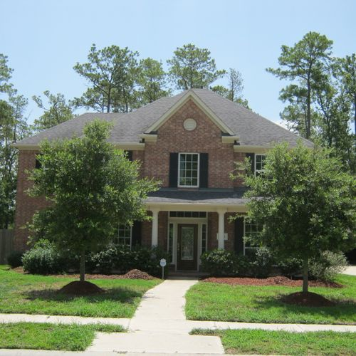A home inspected by A Plus Inspections of Texas
