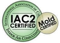 All types of Certified Air Quality Testing are available as well as certified mold testing and mold evaluations.