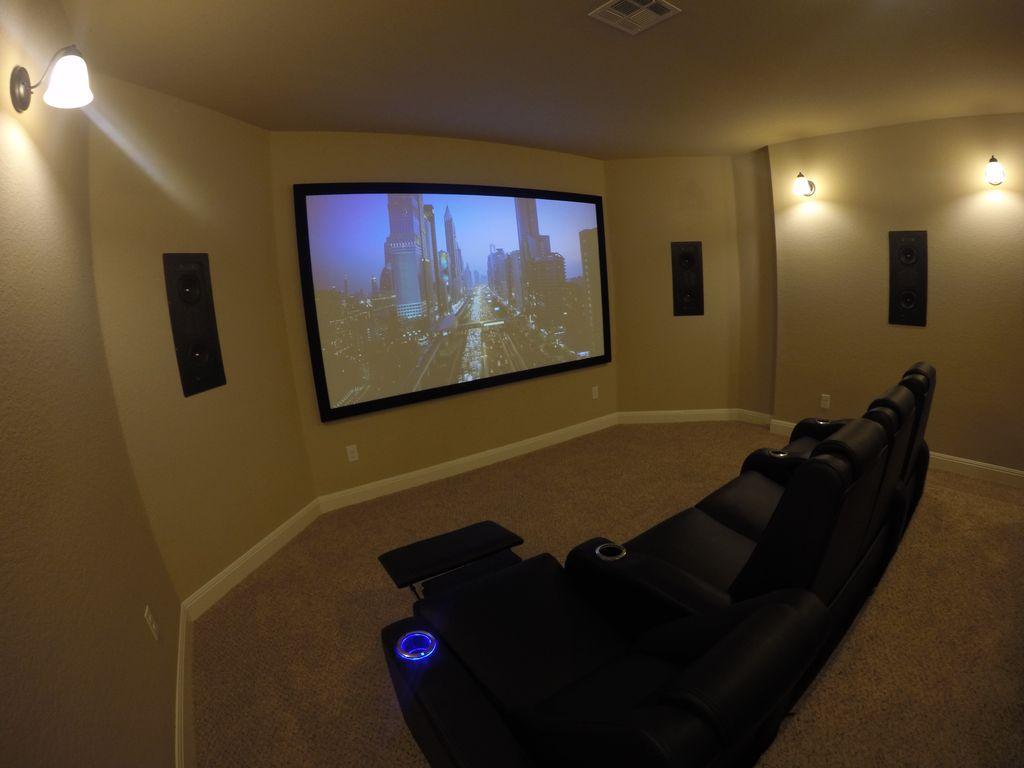 Digital Creations Custom Home Theaters