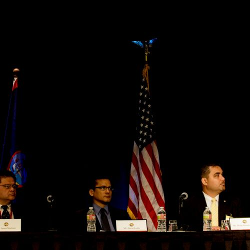 2010 Hita Marianas (Military Build Up) Conference - San Diego California