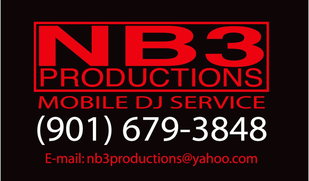 NB3 Productions-Mobile DJ Service