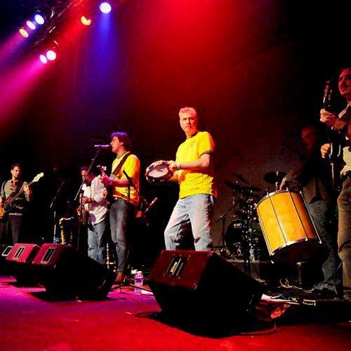 Soul Brazil - Brazilian samba, bossa nova, MPB, funk.  3-8 pc. group.