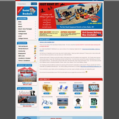 Custom eCommerce Web Development.