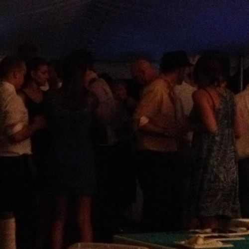 It's a party!!