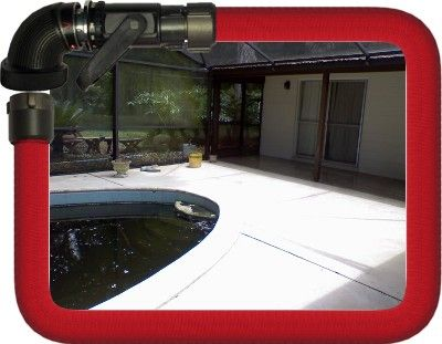 After Pool Deck Cleaned