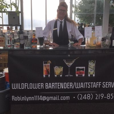 Avatar for WILDFLOWER BARTENDER AND WAITSTAFF SERVICES