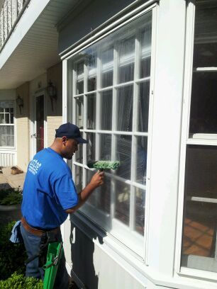 To keep windows pristine and to aid against window repair and replacement, windows should be cleaned twice a year.
