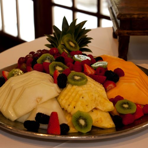 Seasonal Fruit Display