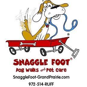 Snaggle Foot Dog Walks & Pet Care