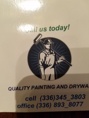 Avatar for Quality painting and dywall