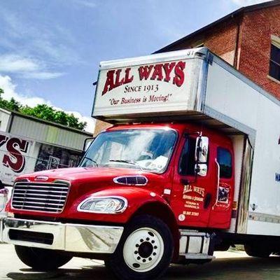Avatar for All Ways Moving & Storage Washington, PA Thumbtack