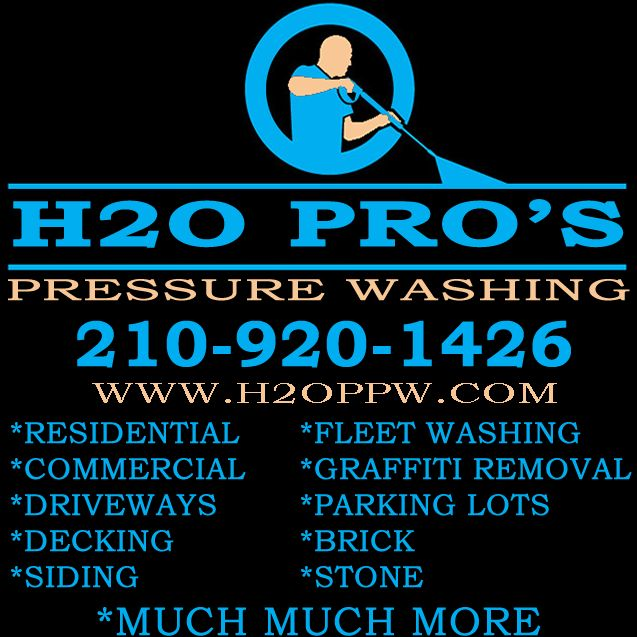 H2O Pros Pressure Washing