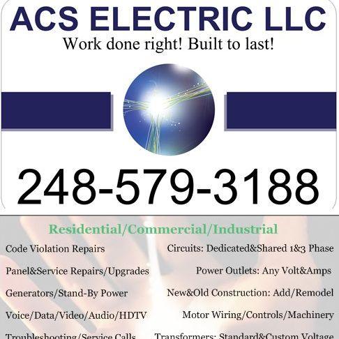 ACS Electric LLC