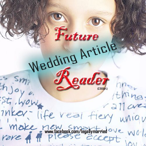 Future Wedding Article Reader