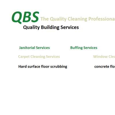 Avatar for Quality Building Services