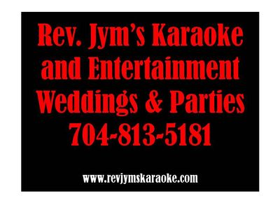Avatar for Rev. Jym's Karaoke & Entertainment Services