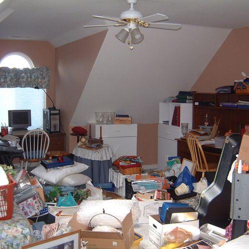 Bonus Room Before