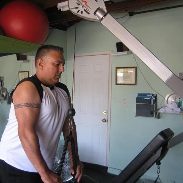Steve Luperine Personal Trainer
