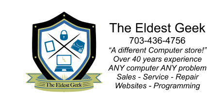 Welcome to The Eldest Geek
