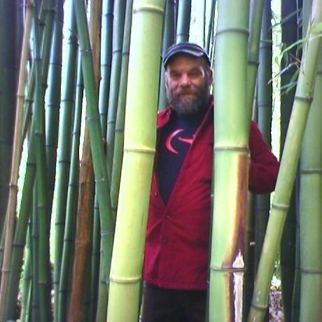 San Francisco Garden Man
