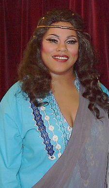 As Aida at Palm Beach Opera