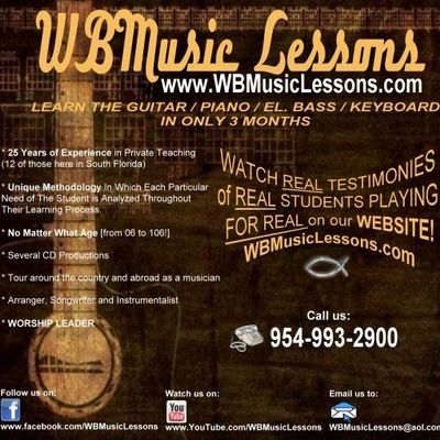 Avatar for WB Music Lessons