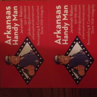 Avatar for Arkansas Handyman Benton, AR Thumbtack
