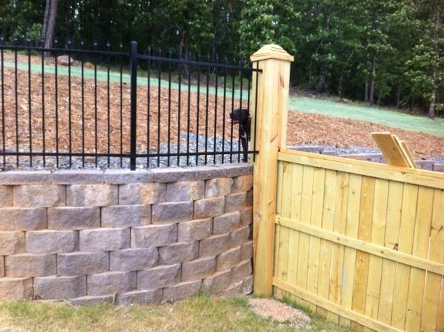 Aggressive Fence