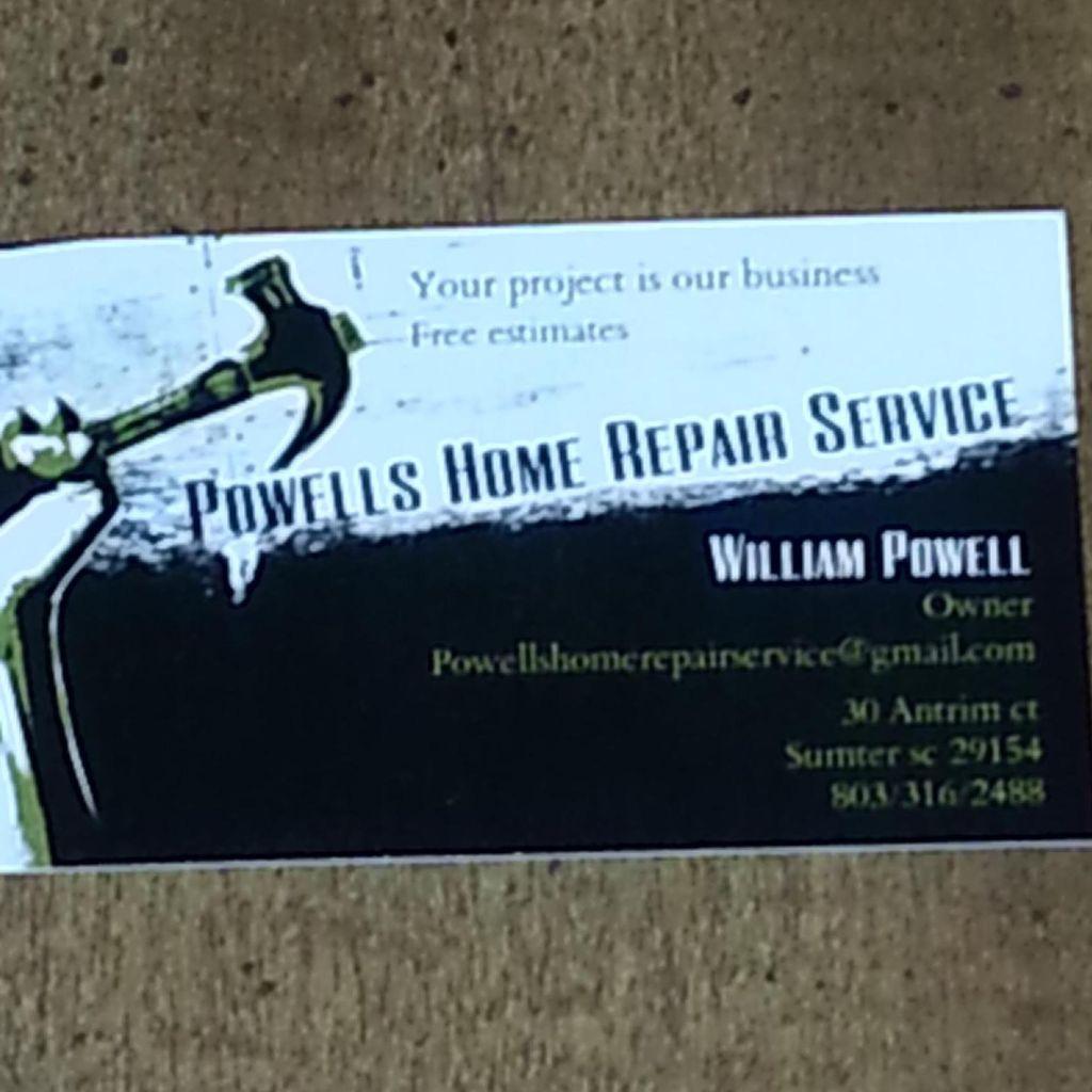 Powells Home Repair Service