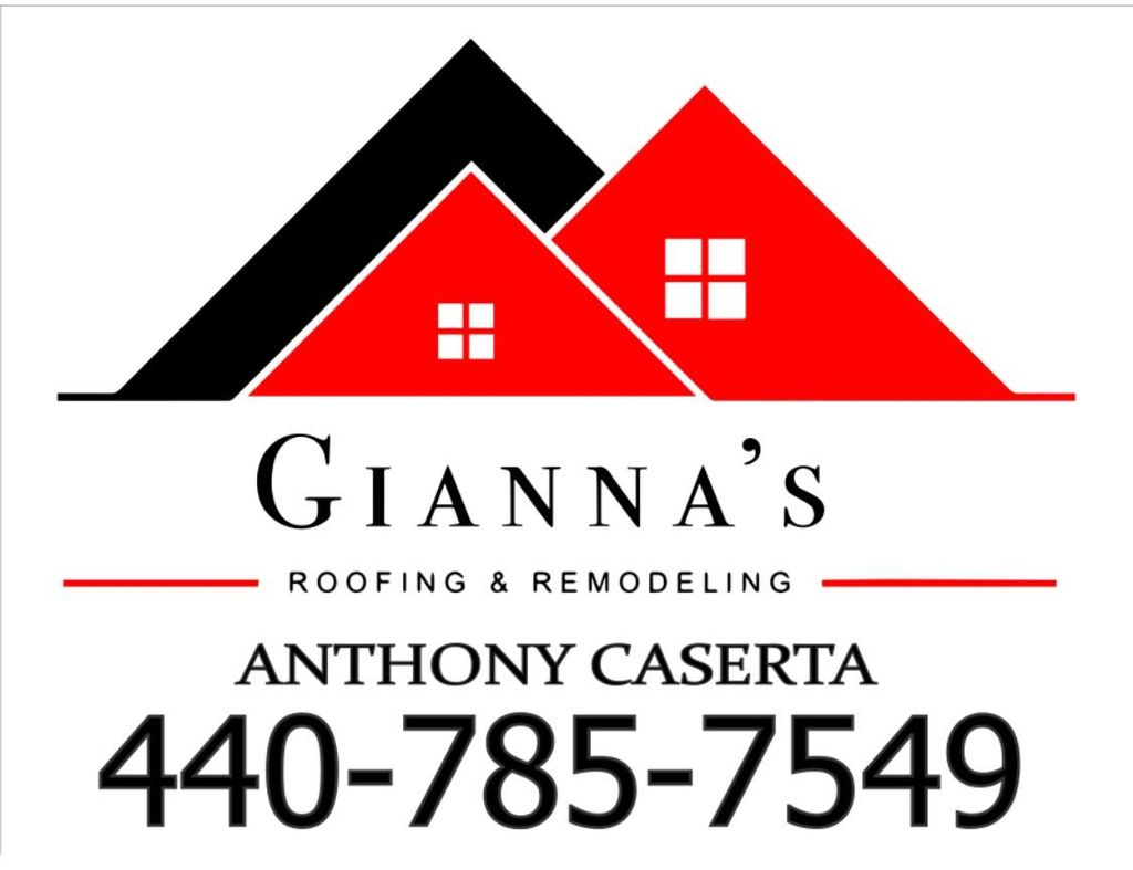 Gianna's Roofing and Remodeling