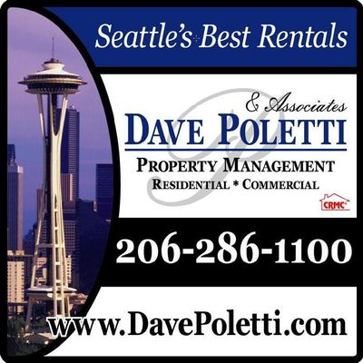 Avatar for Seattle Property Management - Dave Poletti & As...