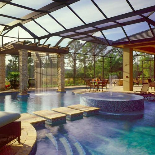 Arthur Rutenberg Homes At Ravello- Pool