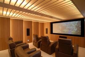 Award winning custom home theaters designed just for you!