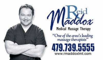 Avatar for Reid Maddox  Massage Therapy Fort Smith, AR Thumbtack