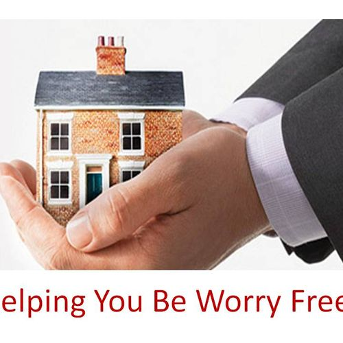 """""""Helping You Be Worry Free"""""""