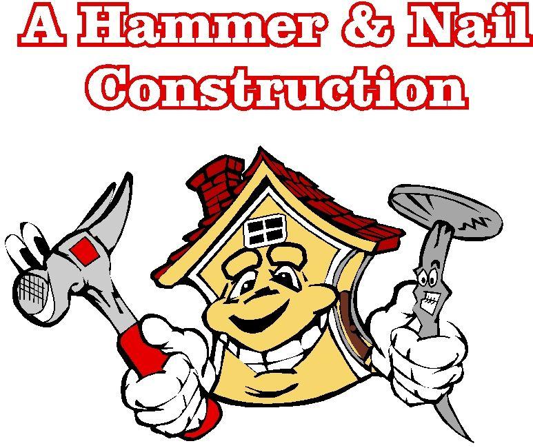 A Hammer And Nail Construction