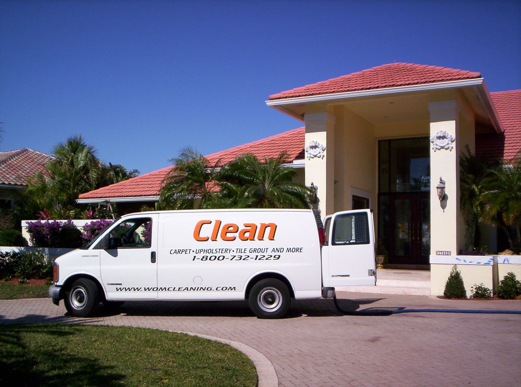 W.O.M. Carpet & Tile-Grout Cleaning
