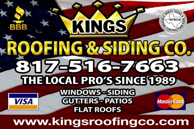 Kings Roofing & Siding Company G.C.