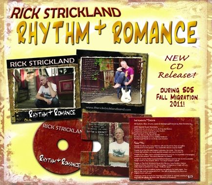 Rick Strickland Promo poster