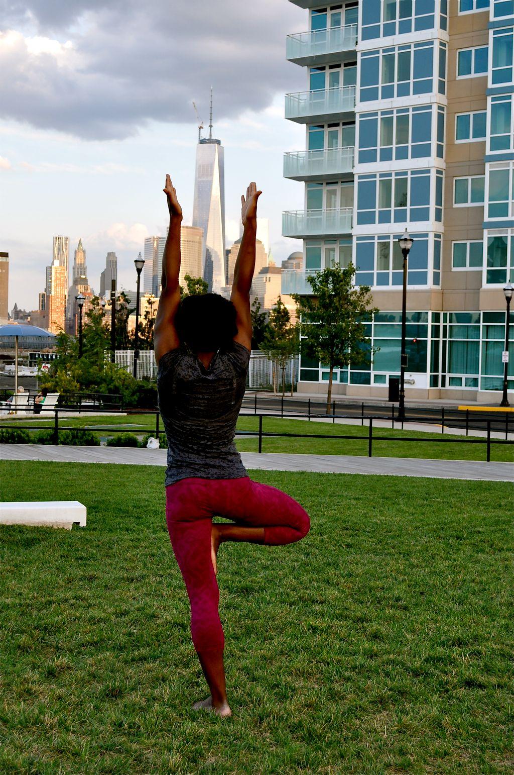 yoga with daba