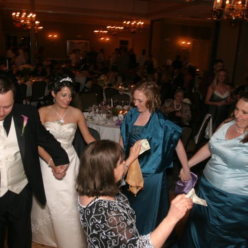 Fun Wedding at Jacksonville Golf and Country Club.
