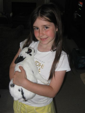 Your child gets to help make a live rabbit magically appear!