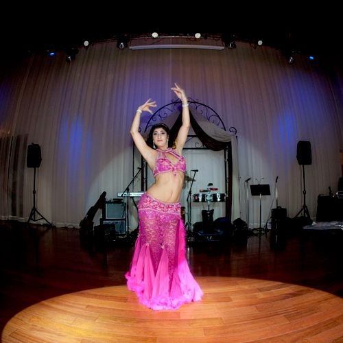 Fusion Flare/Belly Dancers #InStyleEventCo